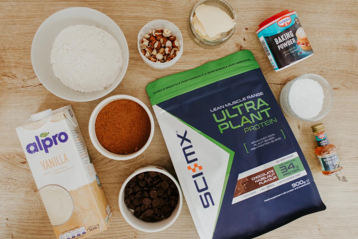 Vegan Cookies Ingredients