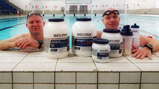 The Channel Swim Challenge – Get Behind The Lads!