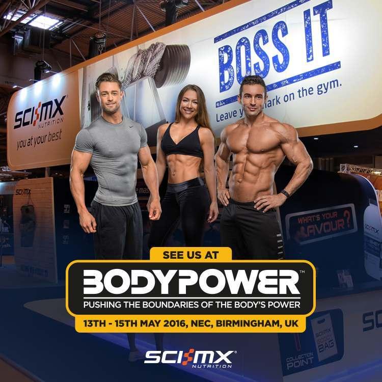 BodyPower Expo 2016