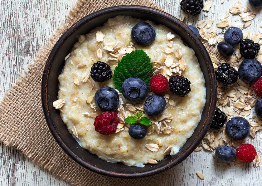 How Much Protein In Porridge