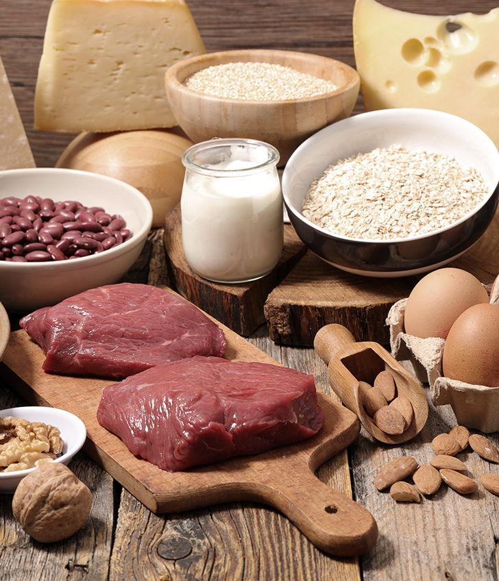 Pump Up Your Protein Consumption With These Top 7 Foods