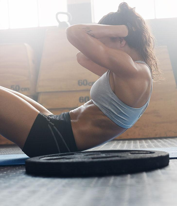 Cook Your Core with These 5 Fat-Burning Ab Exercises