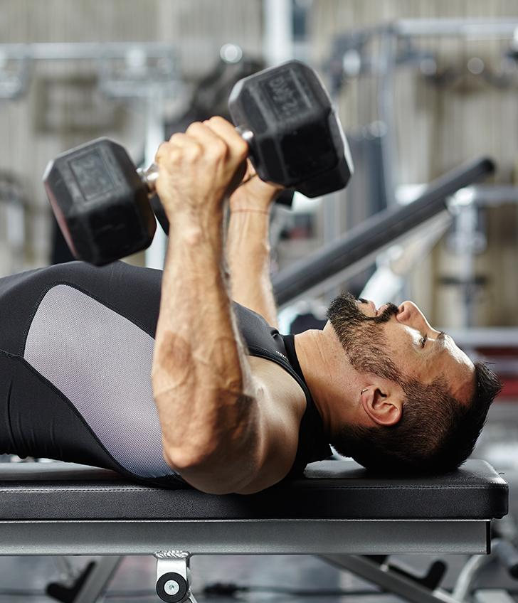 Exercises That Work The Upper and Lower Chest