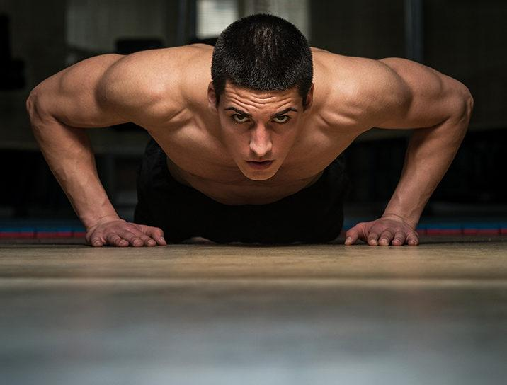How To Perform Press-ups For Hardcore Muscle Building