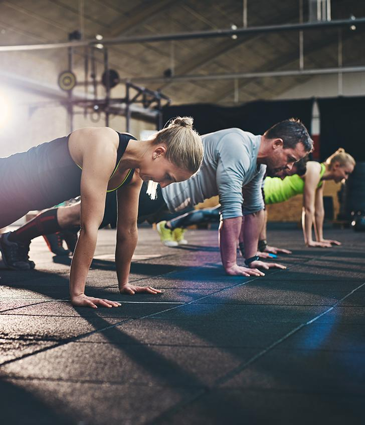 Increase Your Workout Density To Get Ripped