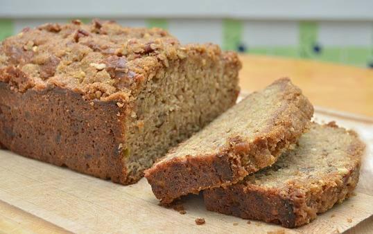 Healthy Protein Banana Bread Recipe
