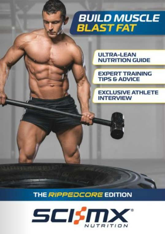 NEW RIPPEDCORE TRAINING GUIDE