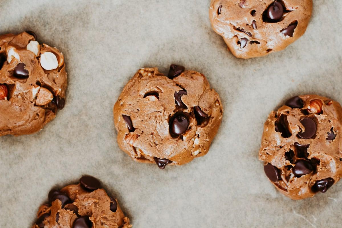 Vegan High Protein Cookies