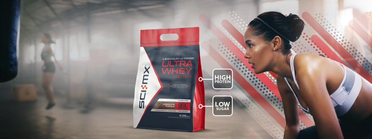 A Whey Protein Diet for Body Toning