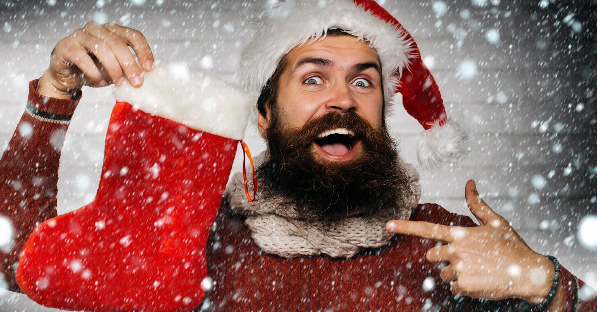 2020 Holiday Buyer's Guide for the Bearded Gentleman