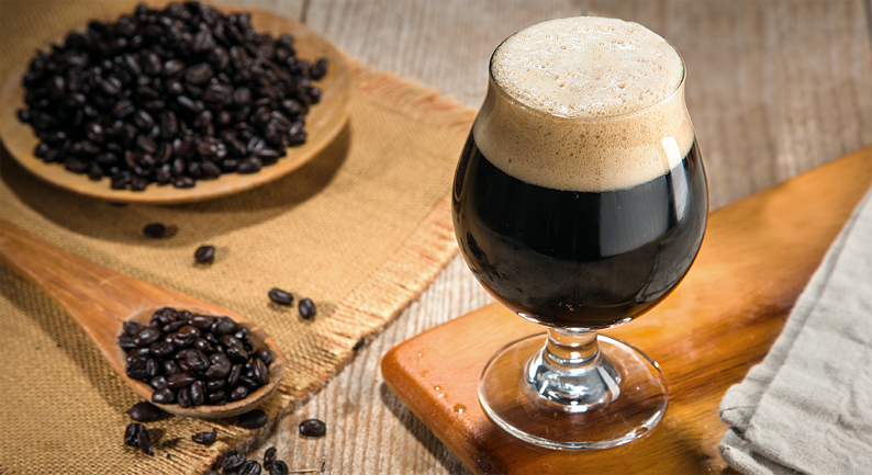 Adding Coffee to Beer