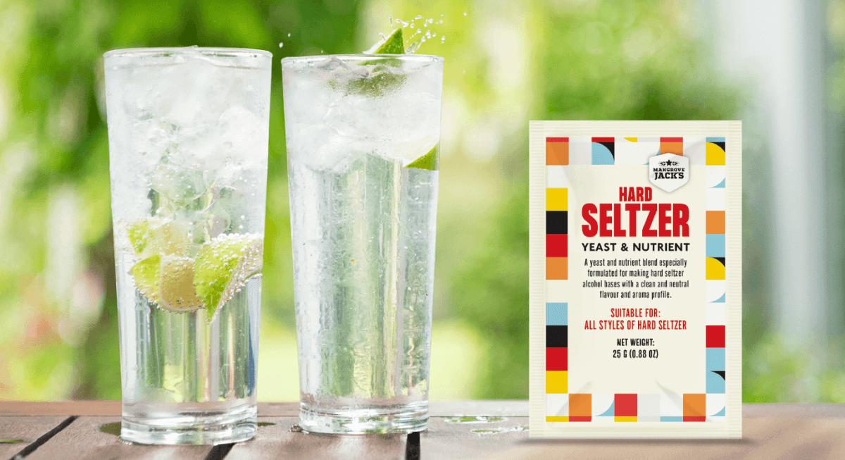 Get Creative Using Hard Seltzer Yeast!