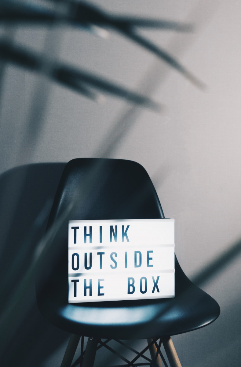 Data privacy - think outside the box