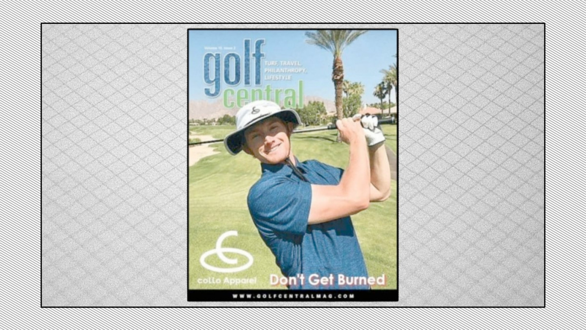 Golf Central Magazine: coLLo Apparel has been featured in Golf Central Magazine