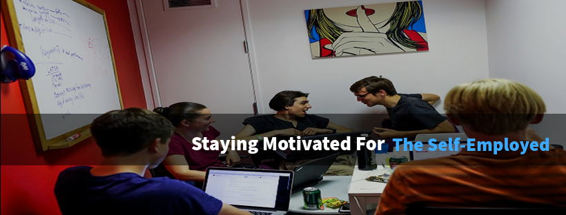 Staying Motivated For The Self-Employed