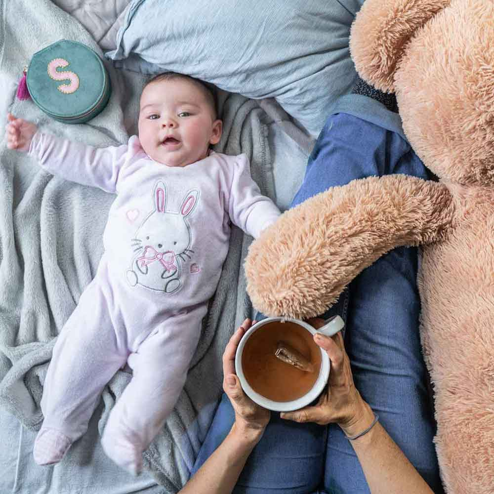 Benefits of Sleeping With a Giant Stuffed Teddy Bear