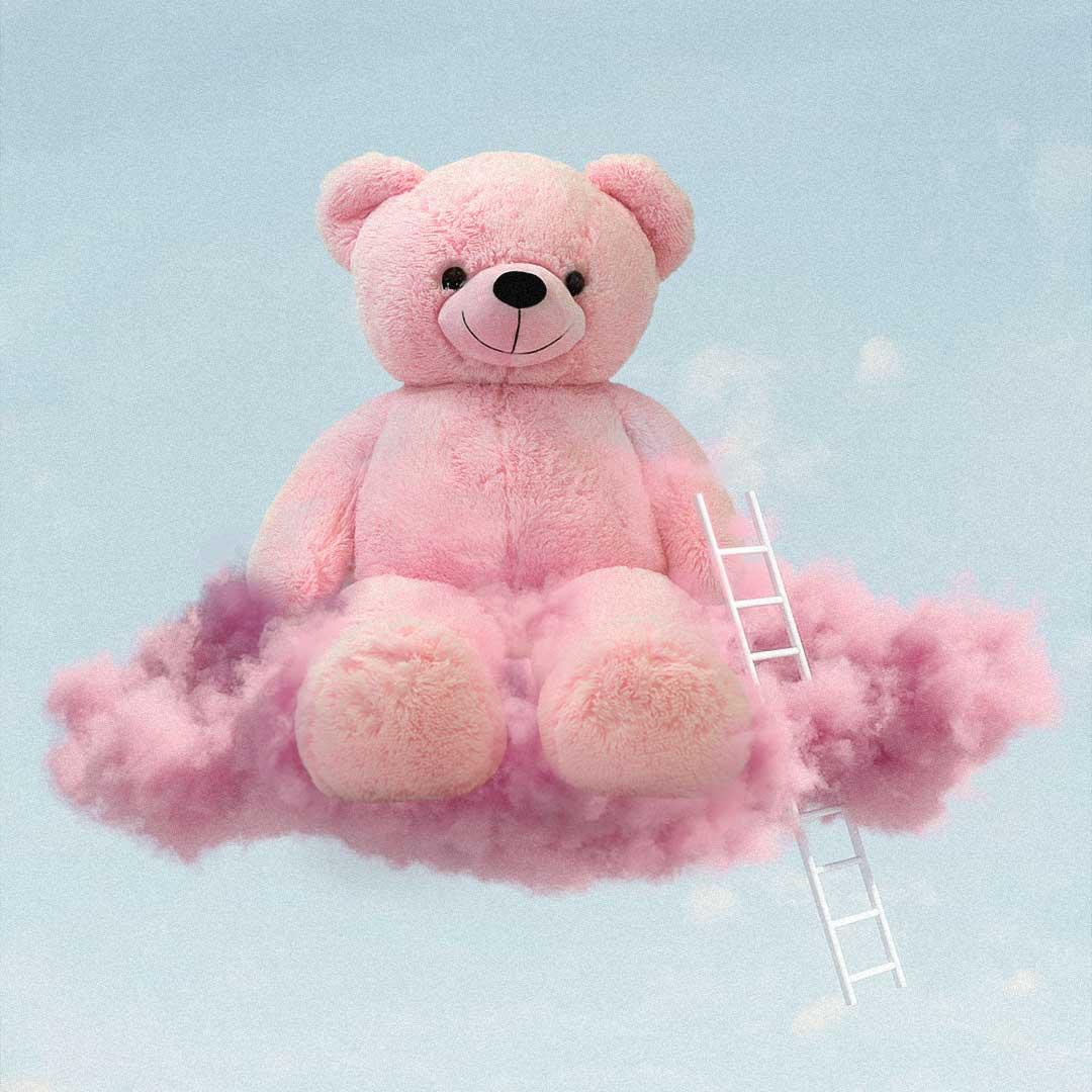 5 benefits of having a teddy bear