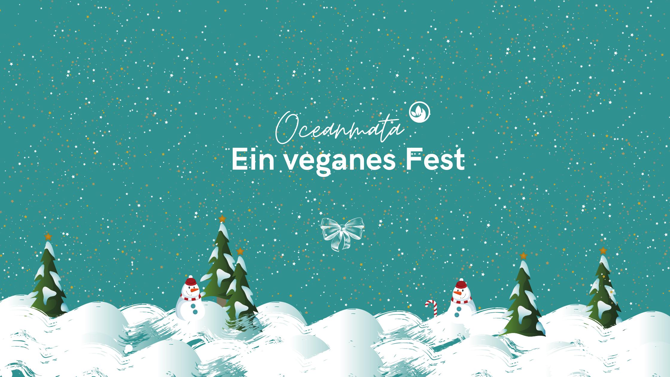Veganes Weihnachtsessen am Fest der Liebe leicht gemacht