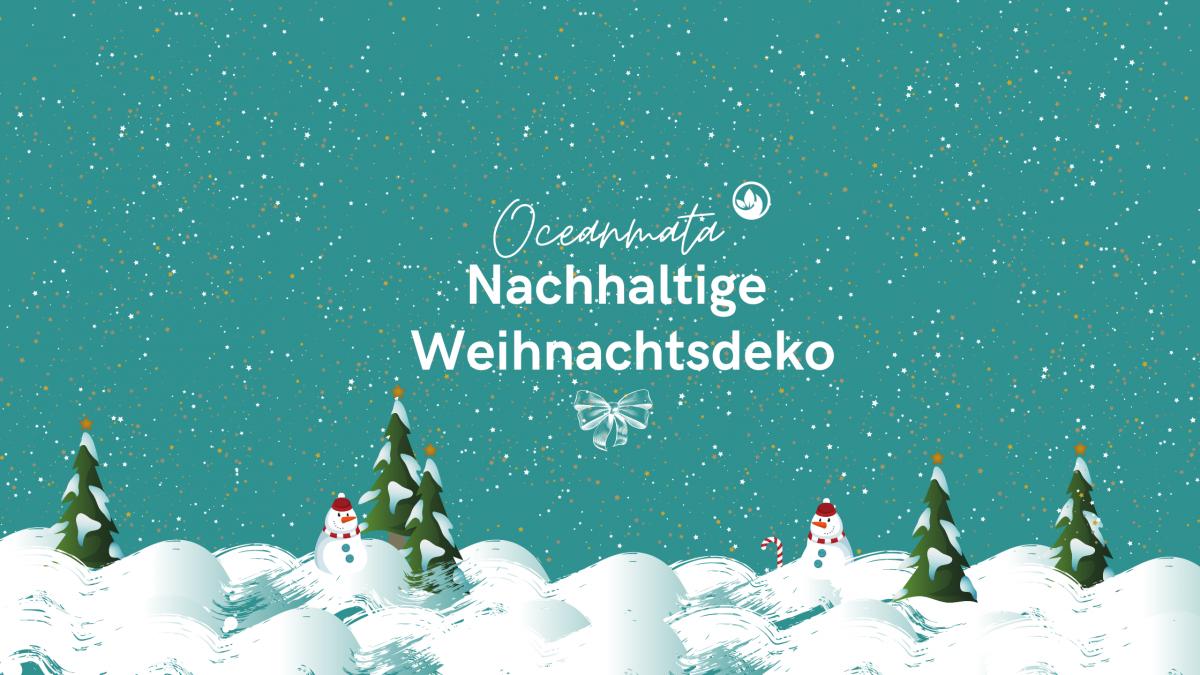 Nachhaltige Weihnachtsgeschenke für Freizeit & Zuhause