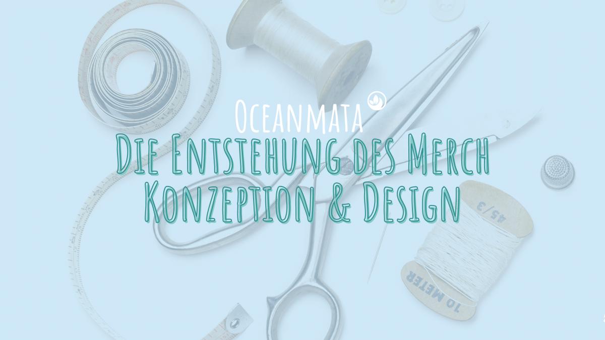 Nachhaltiger Oceanmata Merch - die wave of change collection