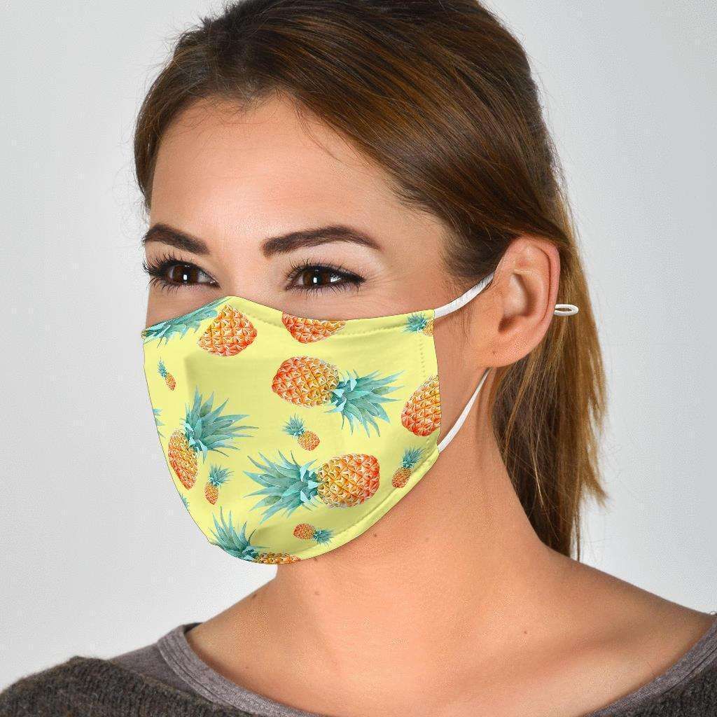 Wearing a Face Mask during Covid19
