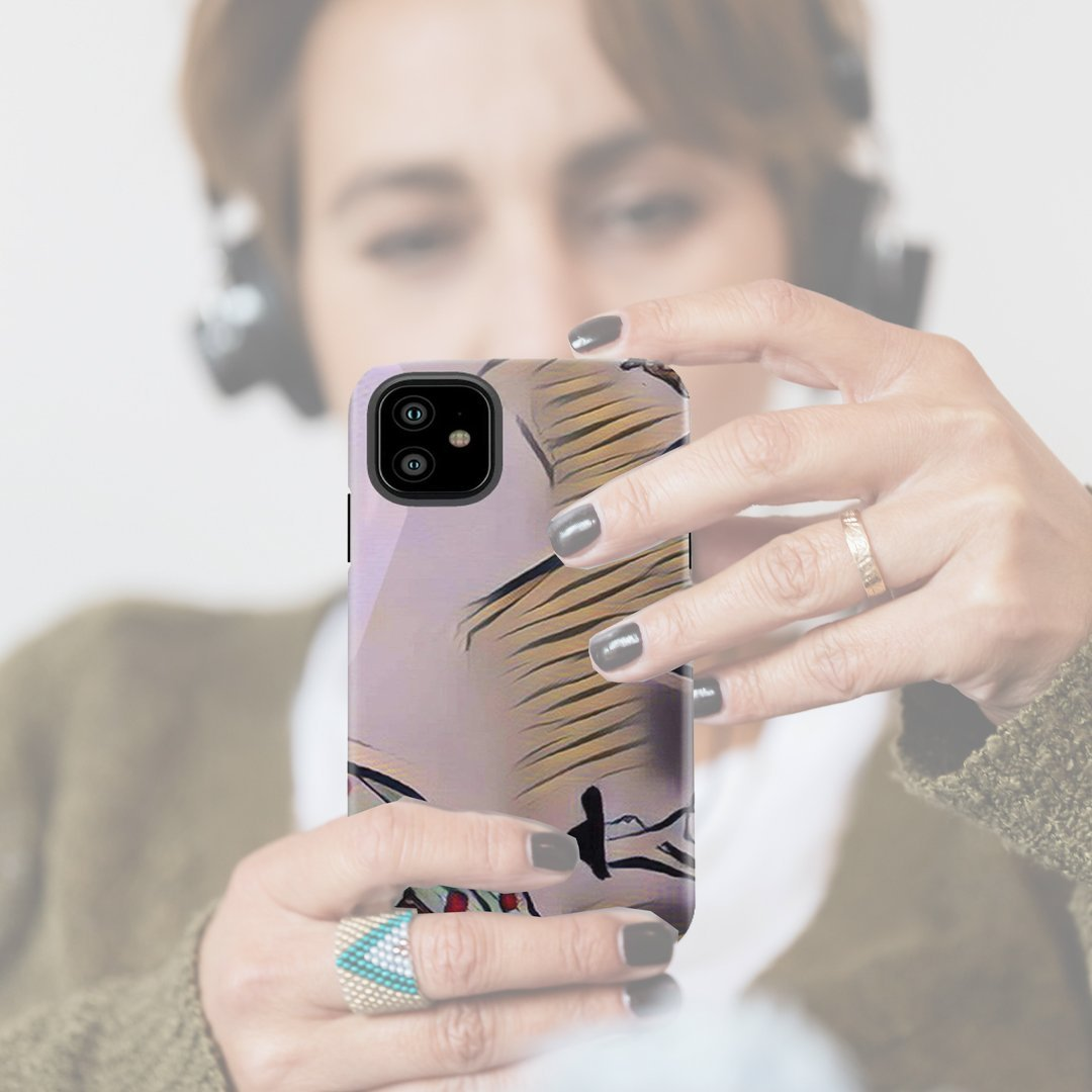 Cool phone cases for iPhone 8 plus that Give Back