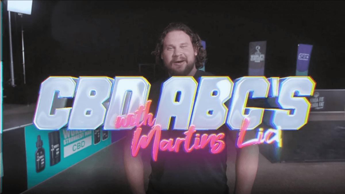 CBD ABC's with Martins Licis: Episode 3