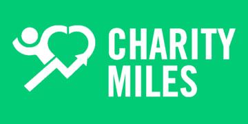 Charity Miles app logo