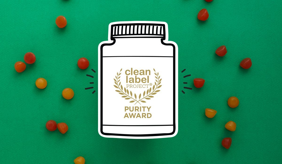 SmartyPants Vitamins are Clean Label Project Certified!