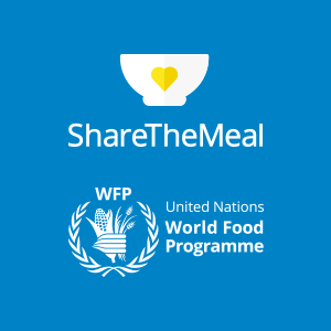 Share the Meal App Logo