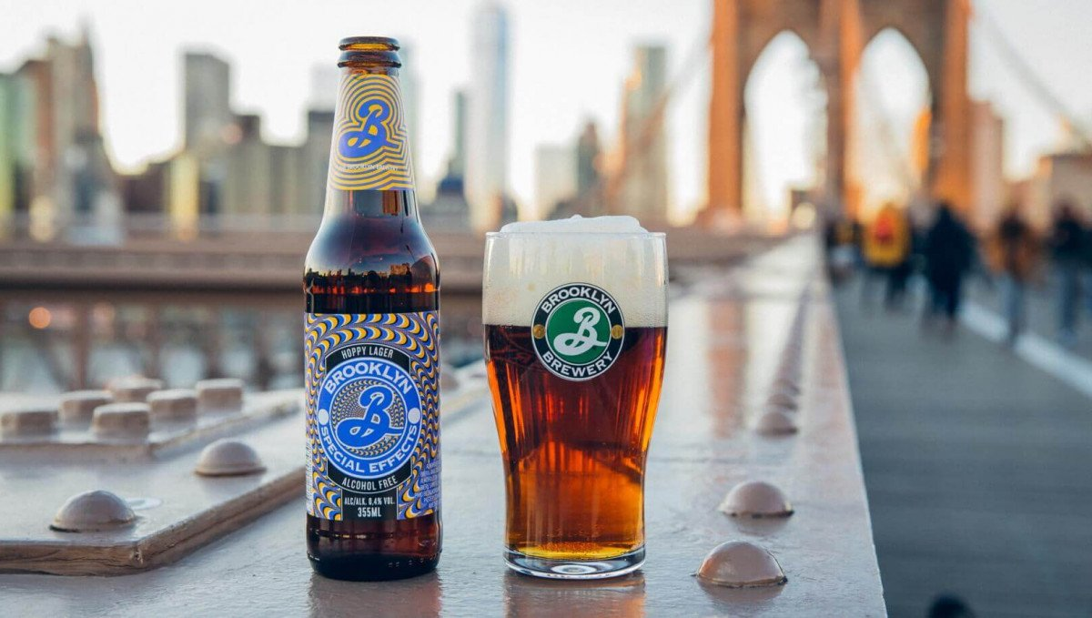 Brooklyn Brewery Non Alcoholic Beer