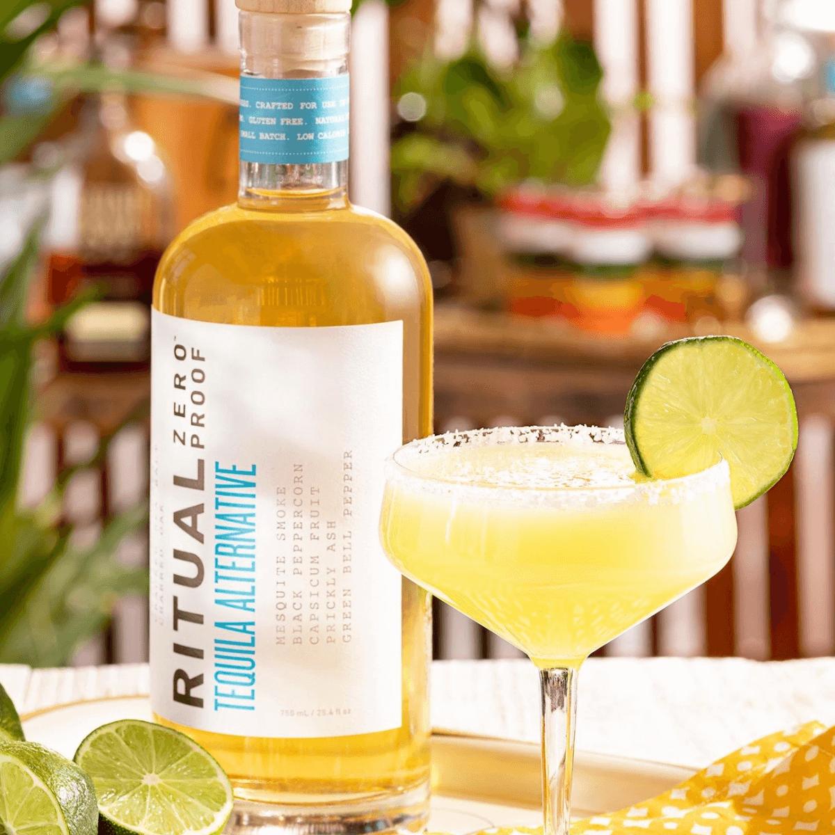 ritual tequila non alcoholic alternative