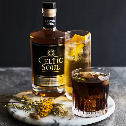 celtic soul whiskey non alcoholic
