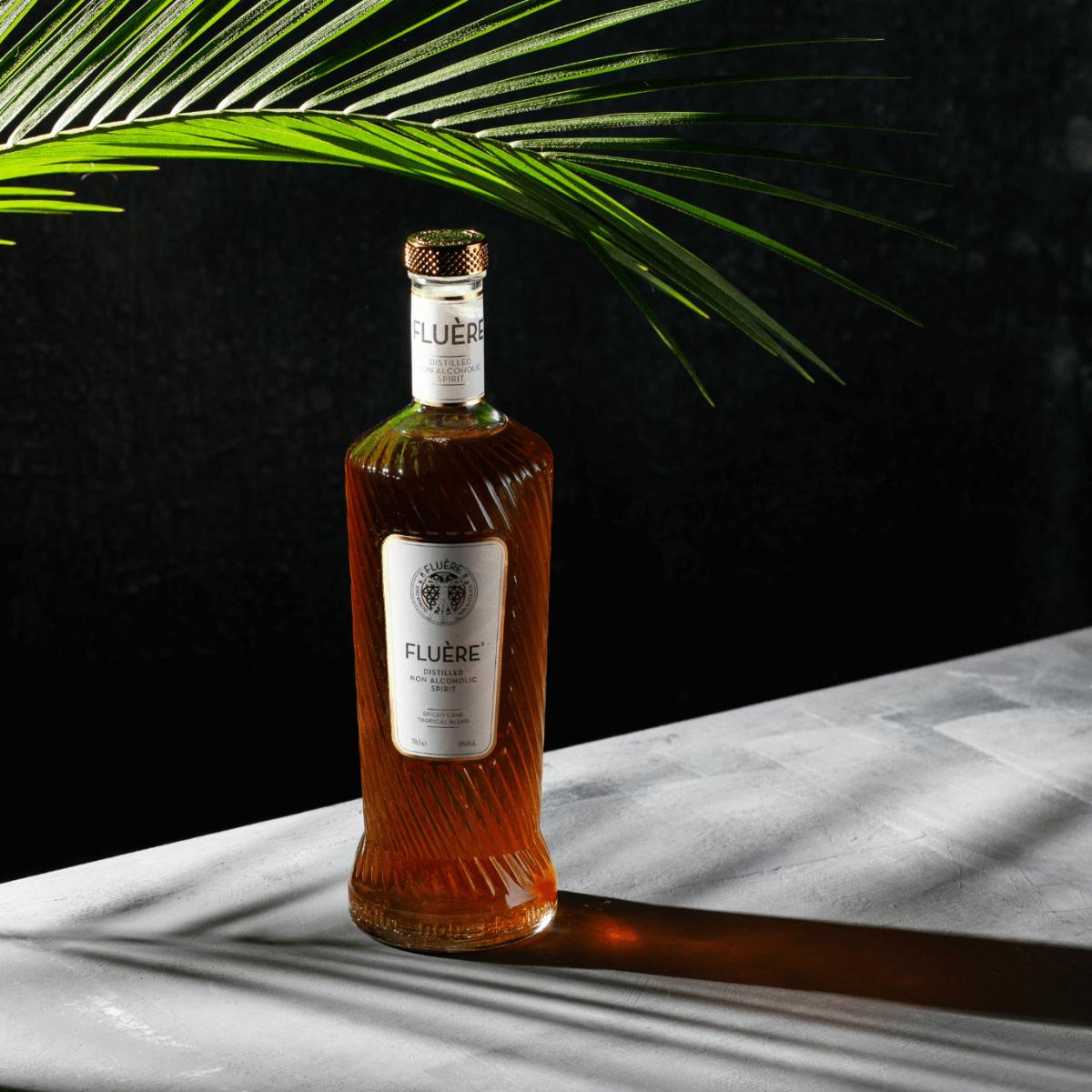 fluere non alcoholic rum