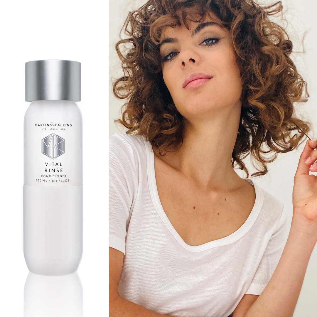 Invisible Clease dry shampoo