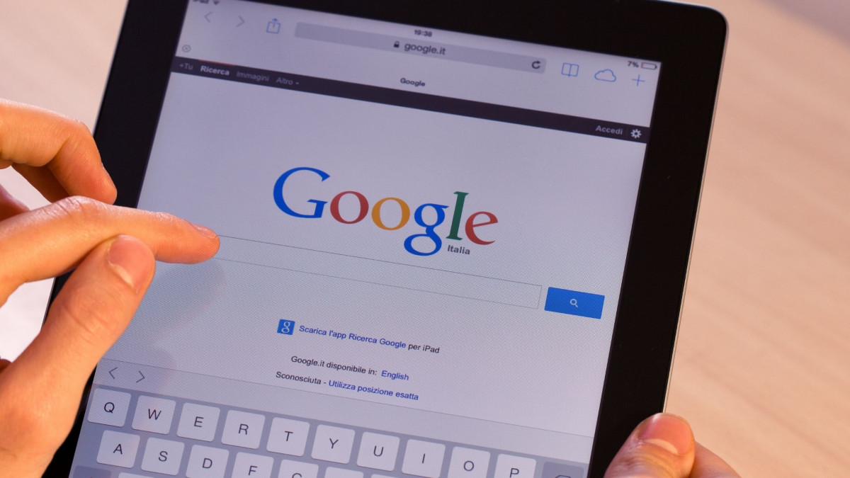 barra google motore di ricerca