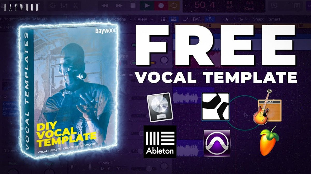 DIY Vocal Template | This Will Make You Sound Like A Pro For Free!