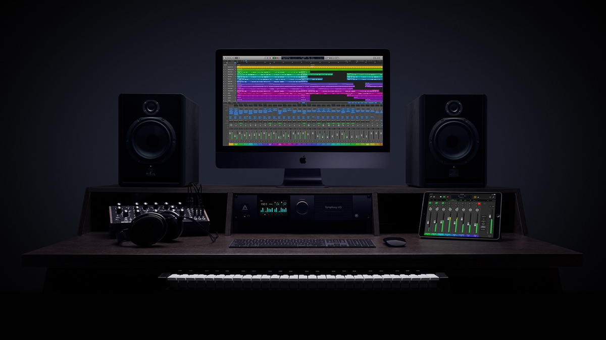 Mixing Vocals With Logic Pro Stock Plugins