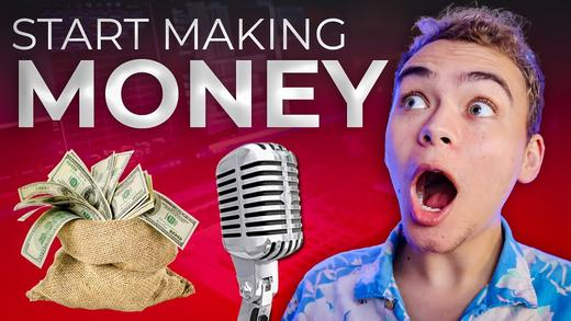 How To Make Your First $100 Mixing Vocals | Make Money Doing What You Love!
