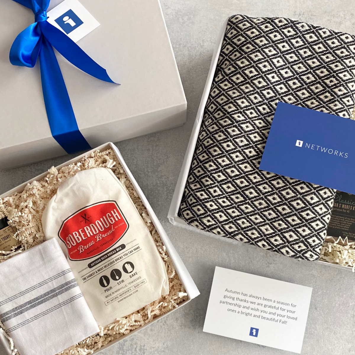 Corporate Gift Boxes For Clients- ITN Networks Chili