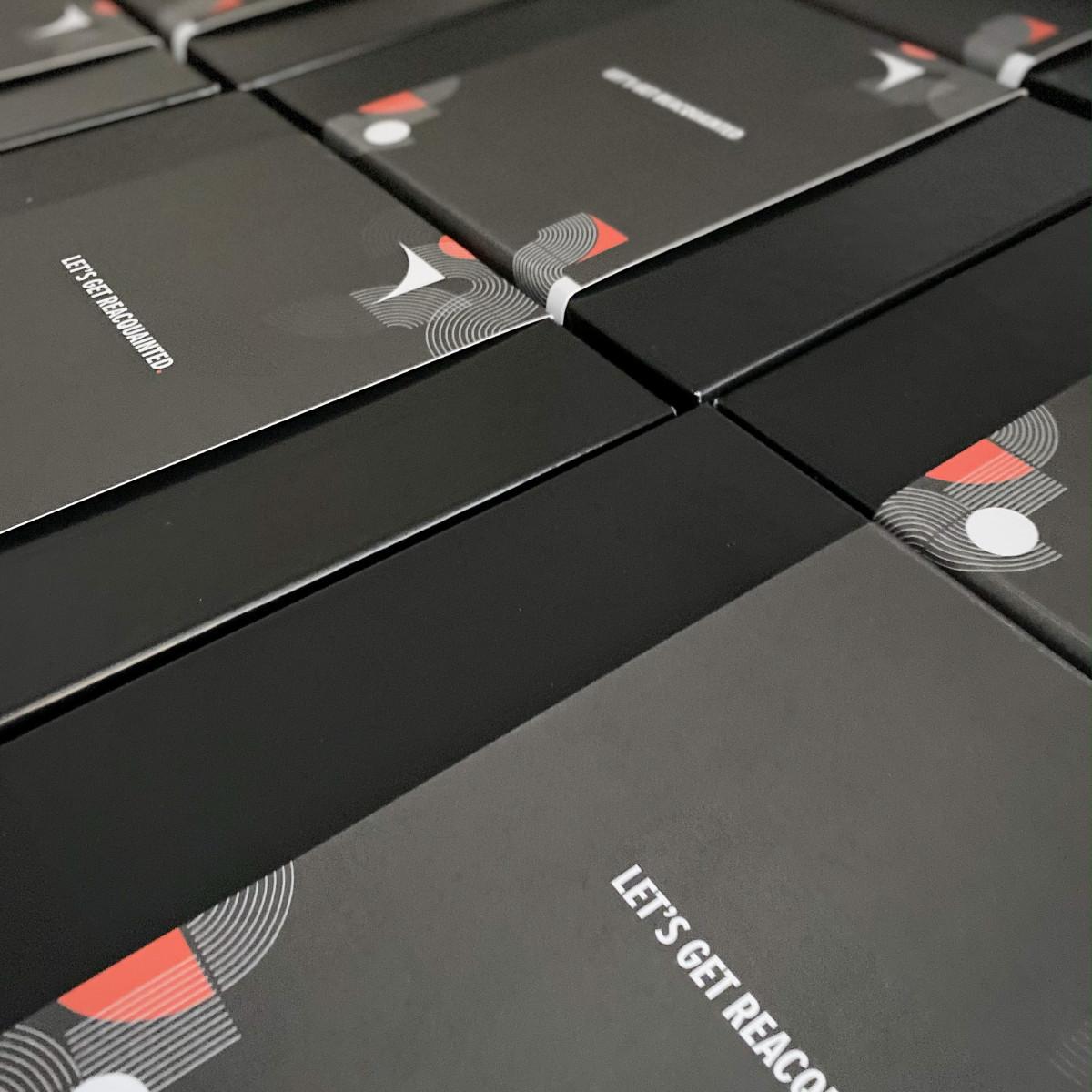 Custom Corporate Gift Box Packaging Sleeve