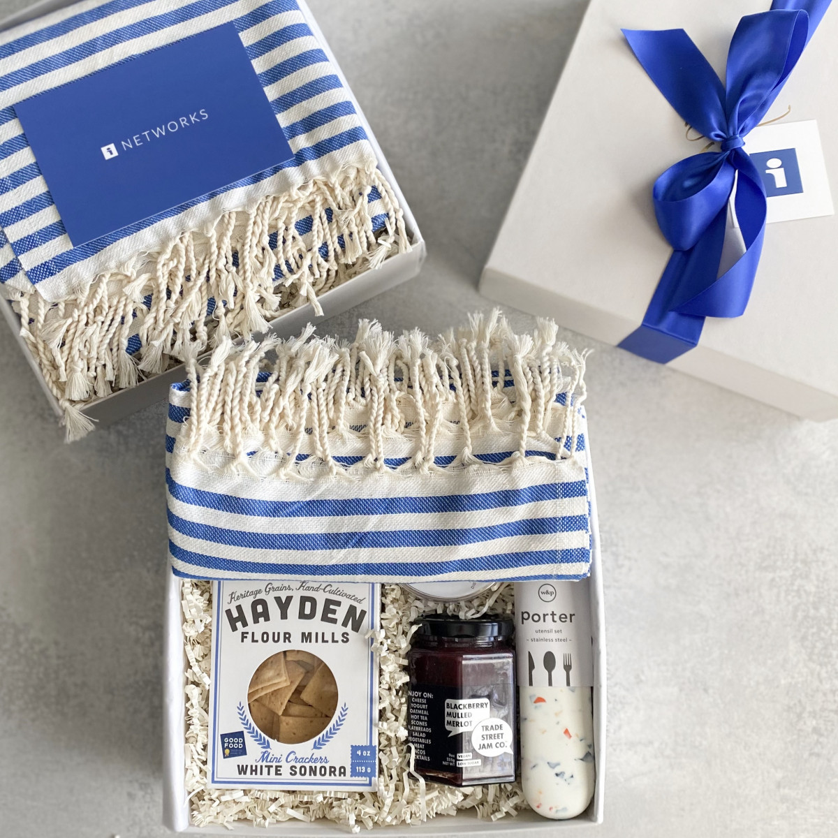 Picnic Themed Corporate Gift Boxes