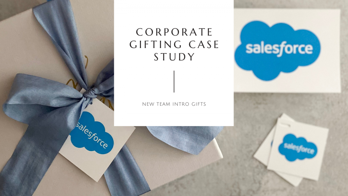Corporate Case Study: Employee Gifts