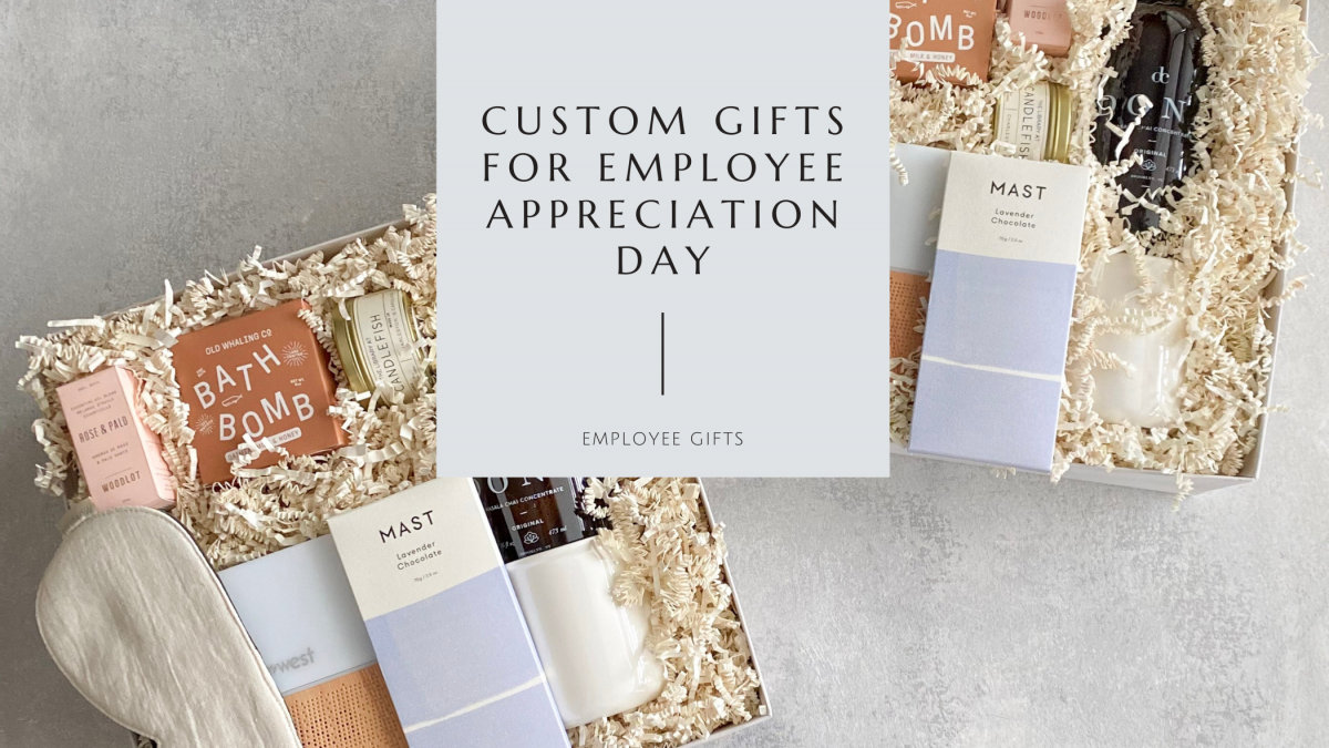 Custom Gifts for Employee Appreciation Day