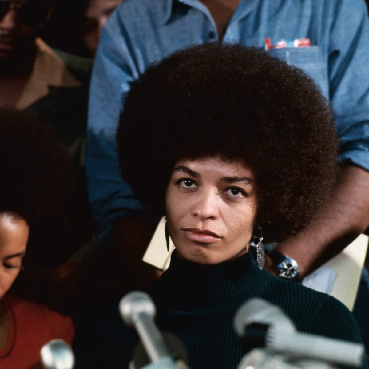 Angela Davis: Here Then and Here Now