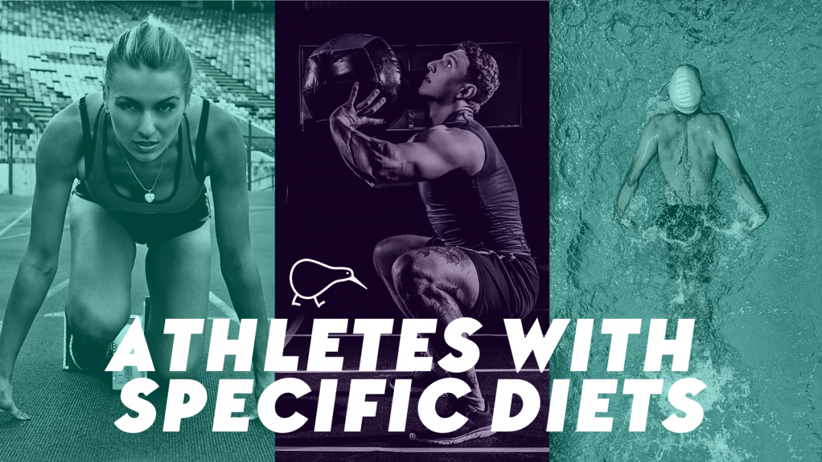 Athletes with Specific Diets