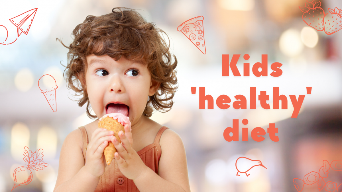 Guide to a Healthy Diet for Children