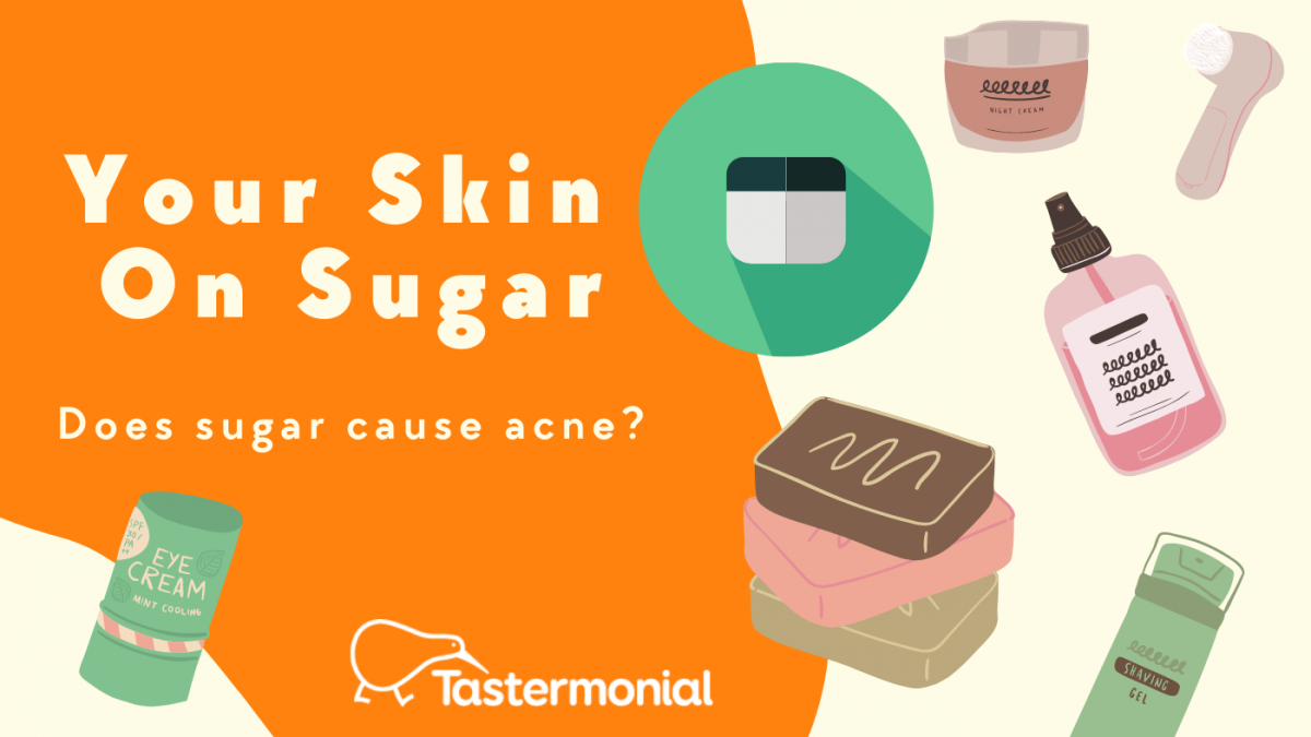 Does Sugar Cause Acne?