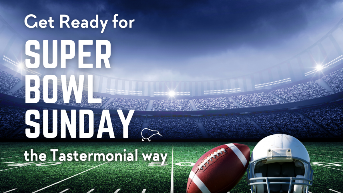 Get Ready for Super Bowl Sunday