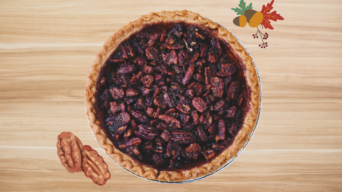 Thanksgiving Vegan Pecan Pie Recipe